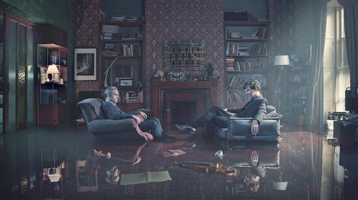 """Стала известна дата выхода нового сезона """"Шерлока"""""""
