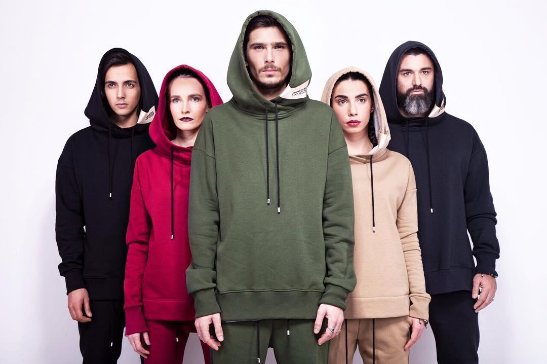 Позитив «Время и Стекло» випустив нову лінію одягу (ФОТО)