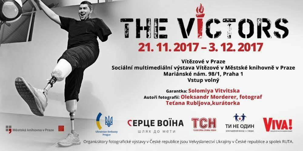 Мультимедійний проект «Переможці» їде до Чехії