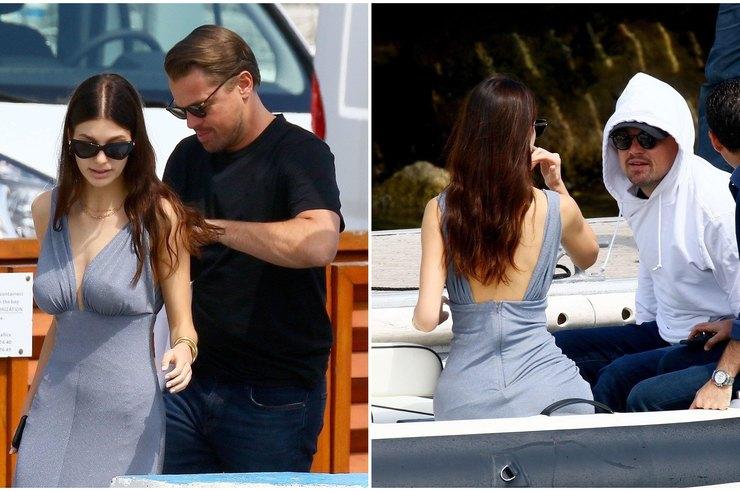 22-річна кохана Леонардо Ді Капріо поставила актору ультиматум