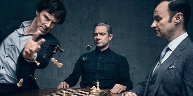 Розпочато зйомки нового сезону «Шерлока»
