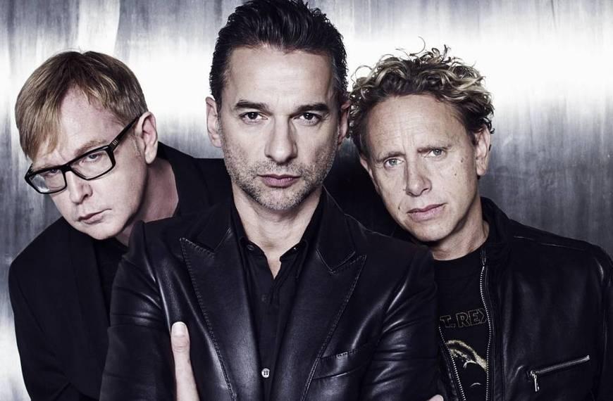 Depeche Mode вже в Києві: перші фото