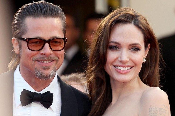 Анджеліна Джолі розповіла, що її врятувало після розлучення з Бредом Піттом