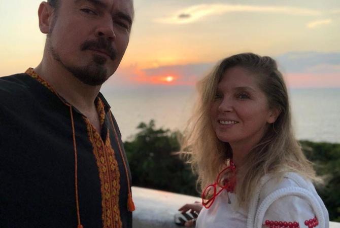 Фагот зізнався, чому досі не одружився з Ольгою Навроцькою