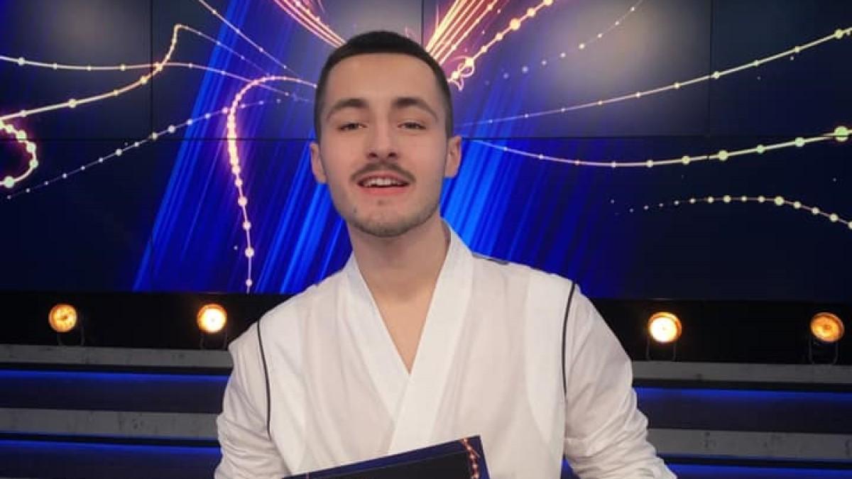 KHAYAT вразив меломанів східними мотивами у пісні для Євробачення-2020: відео