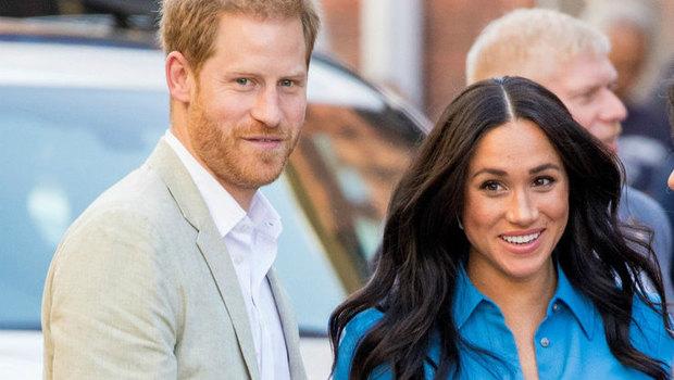 Принц Гаррі і Меган Маркл вперше з'явились на публіці після переїзду до Каліфорнії: фото