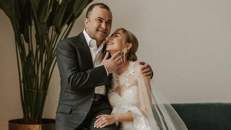 Молоду дружину Віктора Павліка запідозрили у вагітності: фото