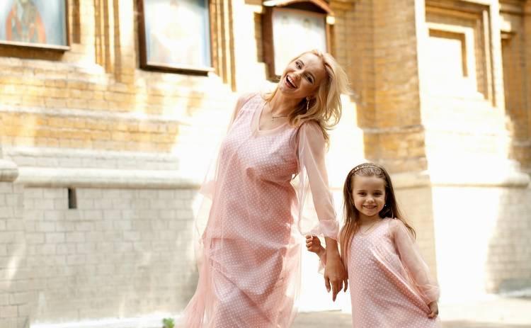 Лілія Ребрик розповіла про недитячу мрію своєї 8-річної дочки Діани