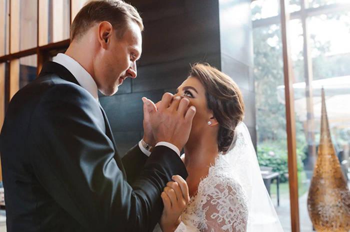 37-річна Анна Сєдокова втретє вийшла заміж: перші фото з весілля