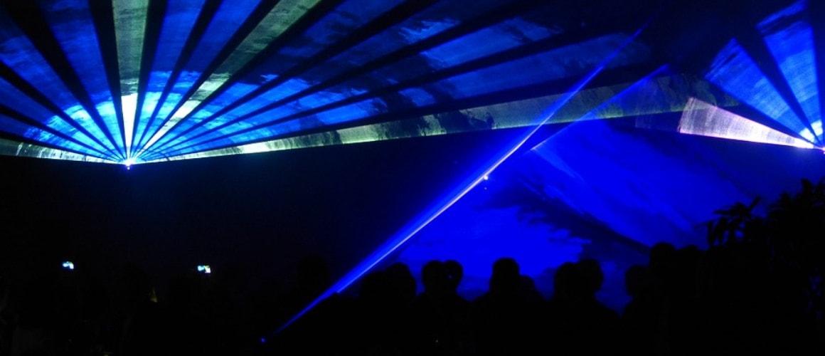 Виды световых эффектов для дискотек