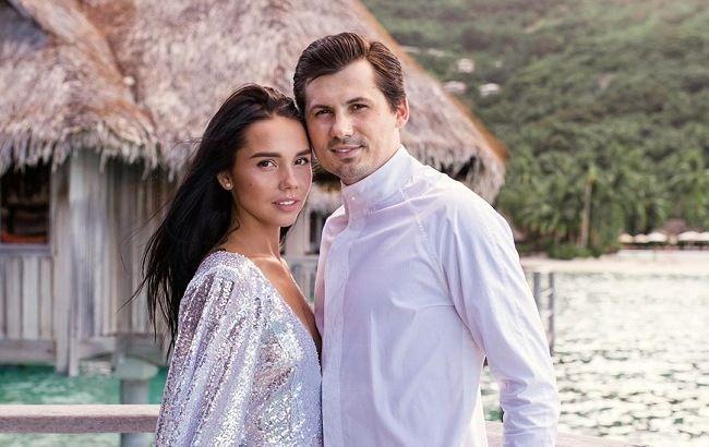 Зваблива дружина Євгена Кота знялася у прозорому спідньому: пікантні фото